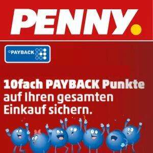 [Penny] 10-fach Payback Punkte auf den gesamten Einkauf am 11.05.
