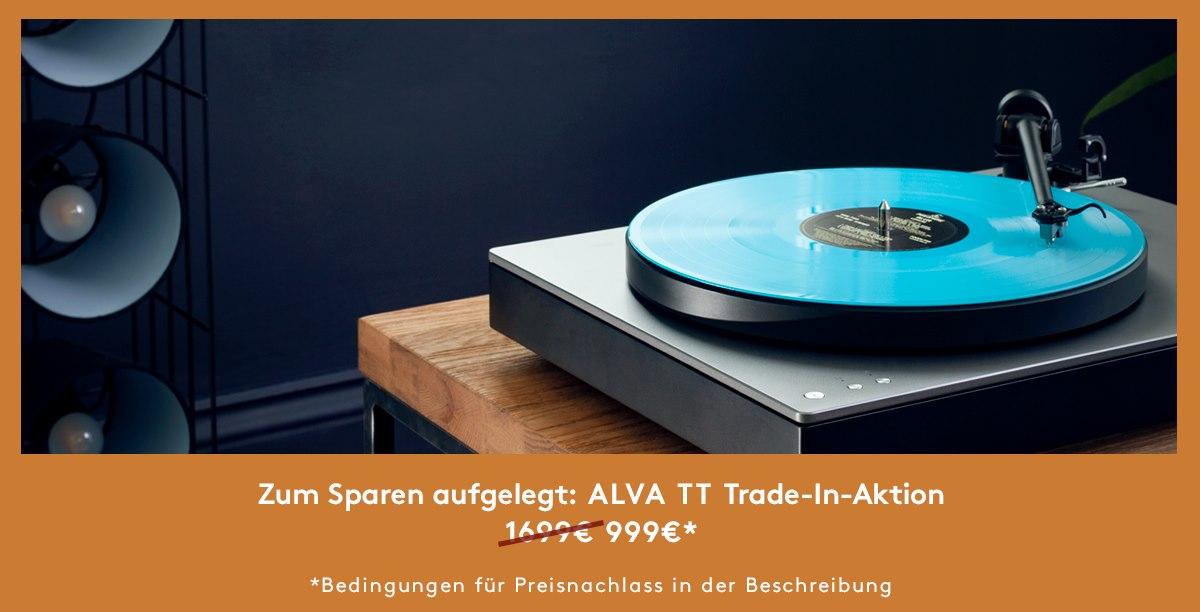 (lokal bundesweit) Cambridge Audio Alva TT Plattenspieler Trade-In-Aktion