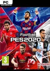 eFootball PES 2020 (Steam) für 13,89€ (CDkeys)