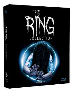 The Ring - Limited Legacy Collection Digipack im Schuber + Booklet (Blu-ray) für 18,38€ (Amazon Prime)