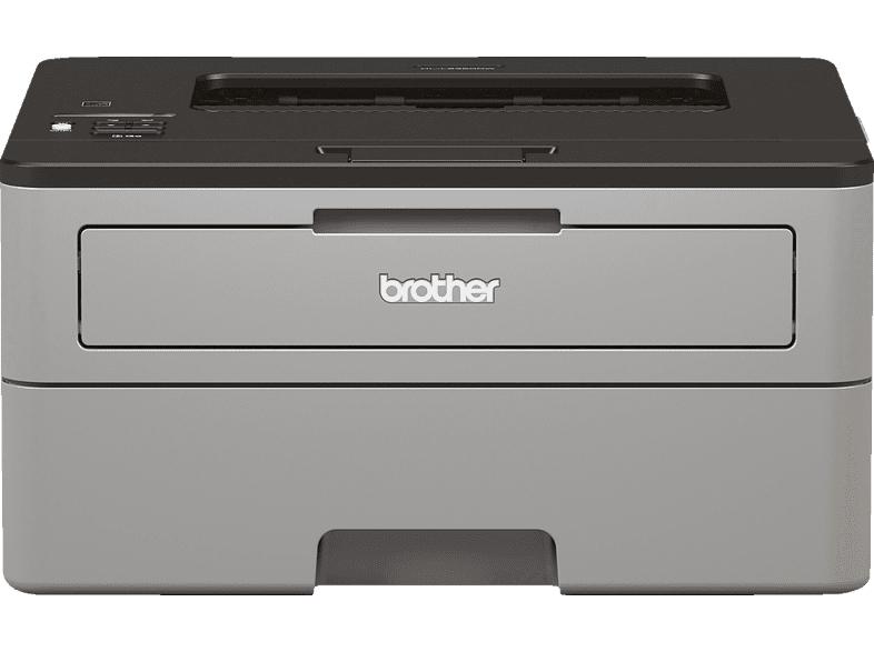 MediaMarkt Brother HL-L2350DW Laserdrucker bei Newsletter Anmeldung