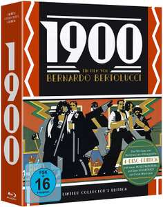 1900 - Limited Collectors Edition (3 Blu-rays + 1 Soundtrack-CD) [Amazon.de]
