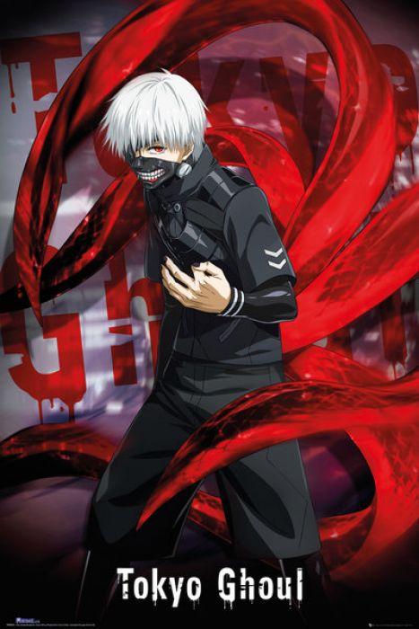 Tokyo Ghoul Staffel 1 & 2 (Englisch) kostenlos im Stream