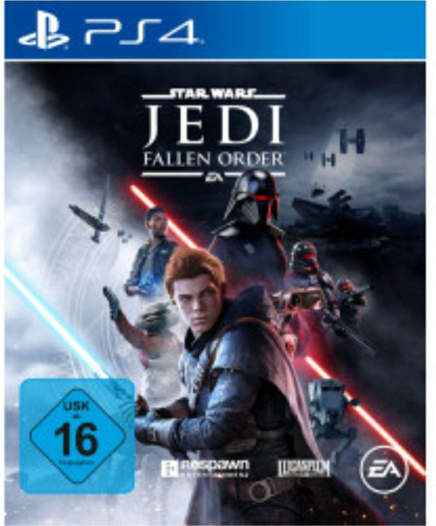 Star Wars Jedi - Fallen Order für Playstation 4 bei Abholung (mit Versand 36,09 EUR)