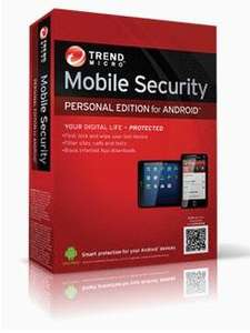 Trend Micro Mobile Security Personal Edition for ANDROID für 1 Jahr