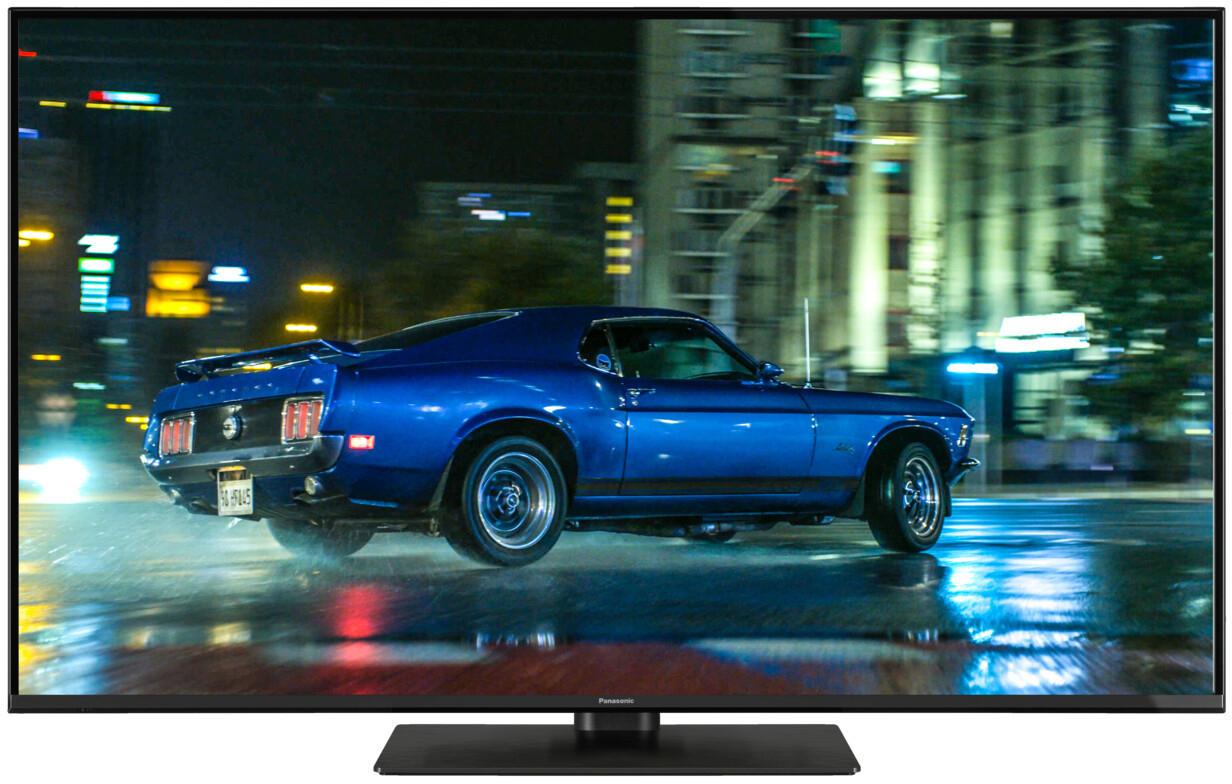 """Panasonic TX-50GXW584 50"""" LED-TV (4K UHD, HDR10, Triple Tuner, Smart TV)"""