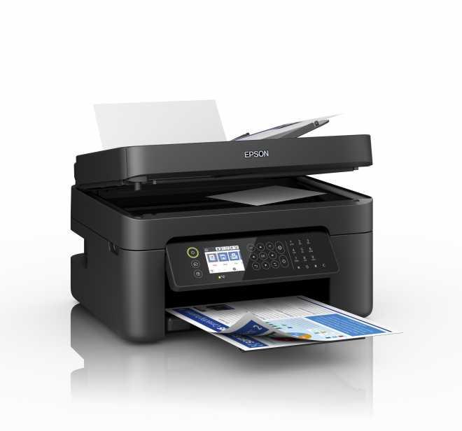 [Expert Technomarkt] Epson WorkForce WF-2850DWF schwarz Multifunktionsdrucker