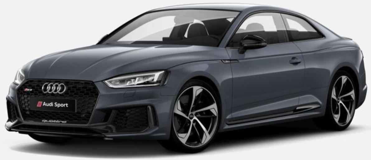 (Gewerbeleasing) Audi RS5 450PS tiptronic 8 Gänge, Alcantara Leder, Allrad, LED-Scheinwerfer, City-Notbremsfunktion, DAB, RS Sportsitze
