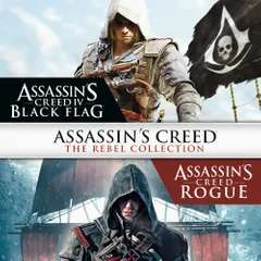 Assassin's Creed: The Rebel Collection (Assassin's Creed IV: Black Flag + Rogue Switch) für 17,11€ (MEX eShop)