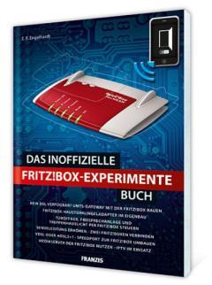FRITZ!Box - Inoffizielles Experimente Buch für €5,99