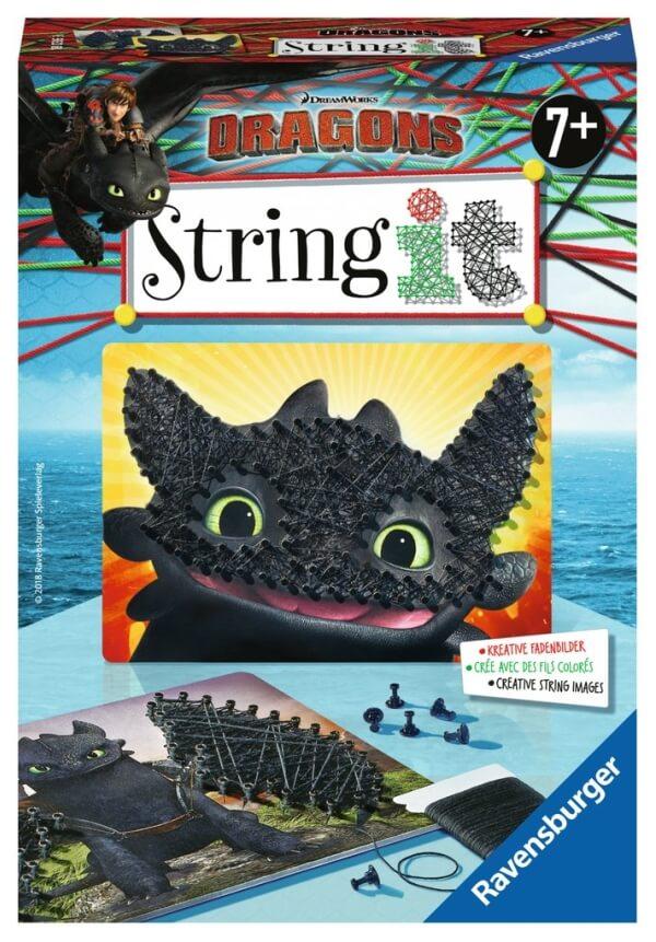 ( Amazon Prime ) String It Mini Dragons von Ravensburger