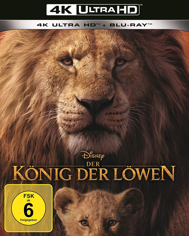 König der Löwen 2019 - alle Formate reduziert