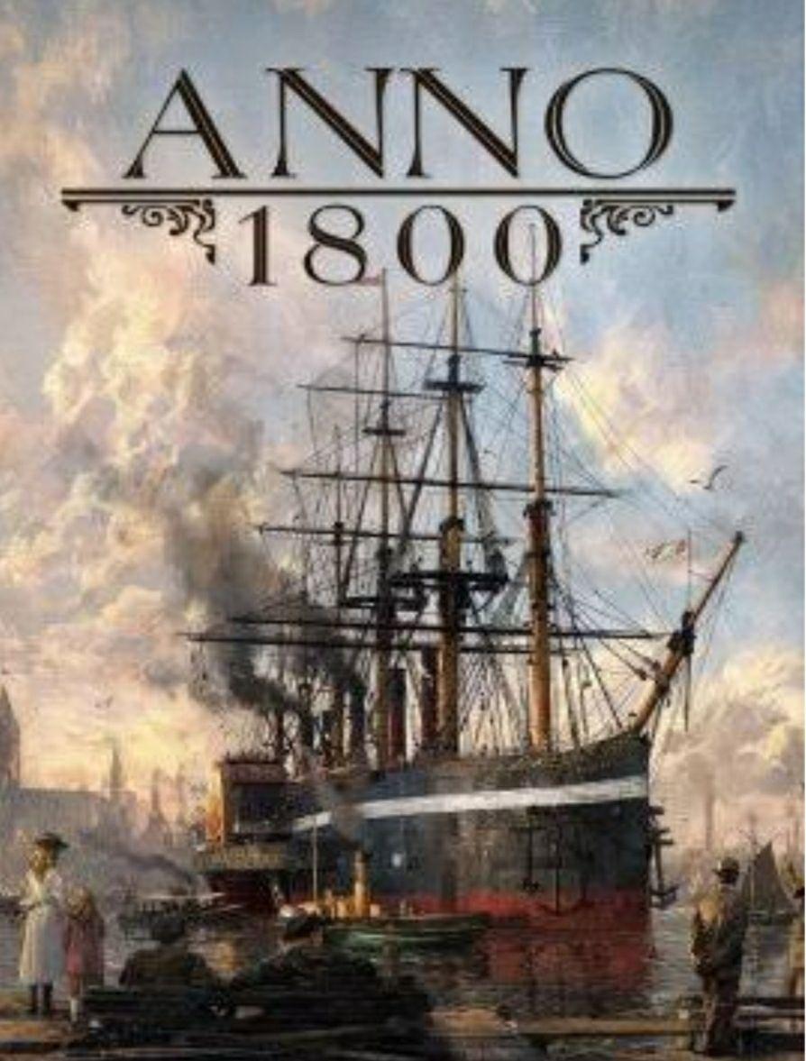 Anno 1800 (Uplay Key) inkl. 10% Newsletter Gutschein