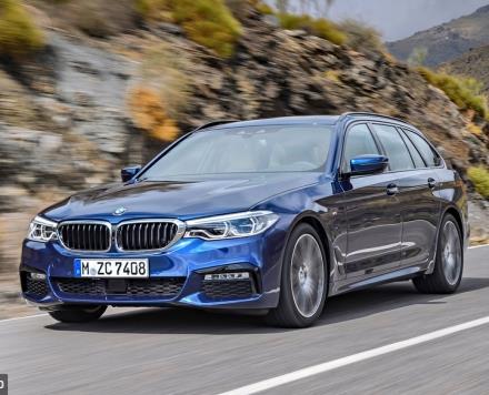 Gewerbeleasing: BMW 530i Luxury Line 2.0 / 252 PS für eff. 448€ (Brutto) im Monat / LF:0,51 - GKF:0,56