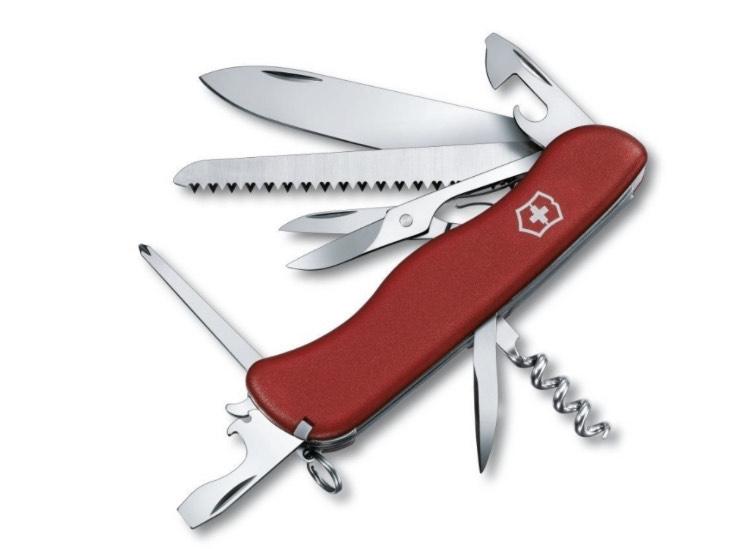Victorinox Outrider Schweizer Taschenmesser - 14 Funktionen