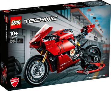 15% Vorbestellerabatt auf Lego Sommer-Neuheiten z.B. Technic 42107 Panigale