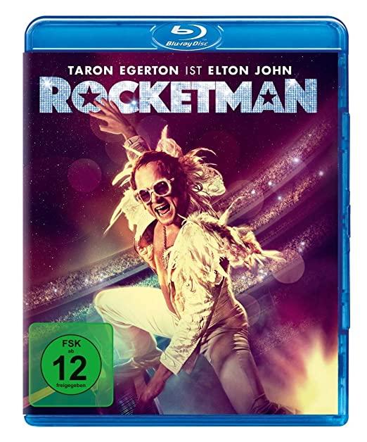 [Amazon Prime] Rocketman (BluRay) für 7,99 Euro, DVD für 6,39 Euro.