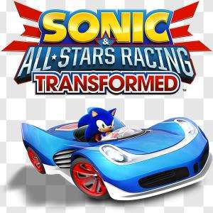 Sonic & Sega All-Star Racing Transformed Limited Edition PS3 / XBOX360 UK