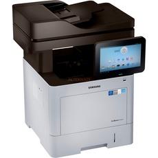 Samsung ProXpress M4580FX, Multifunktionsdrucker s/w Laser, A4, bis zu 35 Seiten/Min. Kopieren, bis zu 45 Seiten/Min. Drucken, 650 Blatt