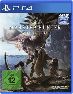 Monster Hunter: World für PS4 für 13,96€ inkl. Versand