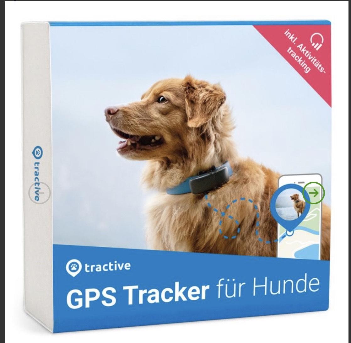Tractive GPS- und Aktivitätstracker für Hunde (Edition 2020)