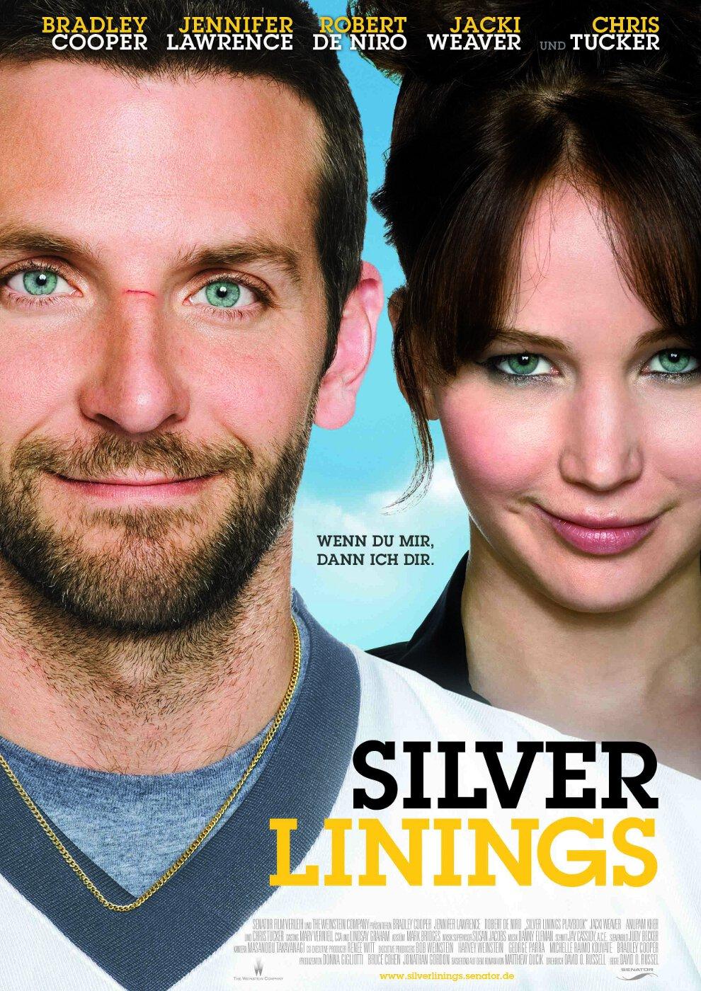 Silver Linings (2012) als kostenloser Stream beim SRF