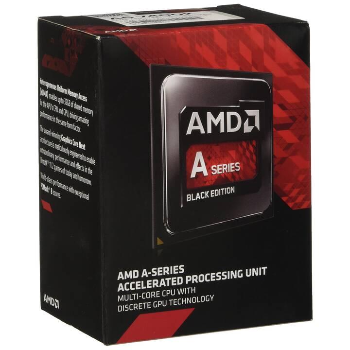 AMD A6-7400K (FM2+, 3.5 GHz) Schweiz braisfehla