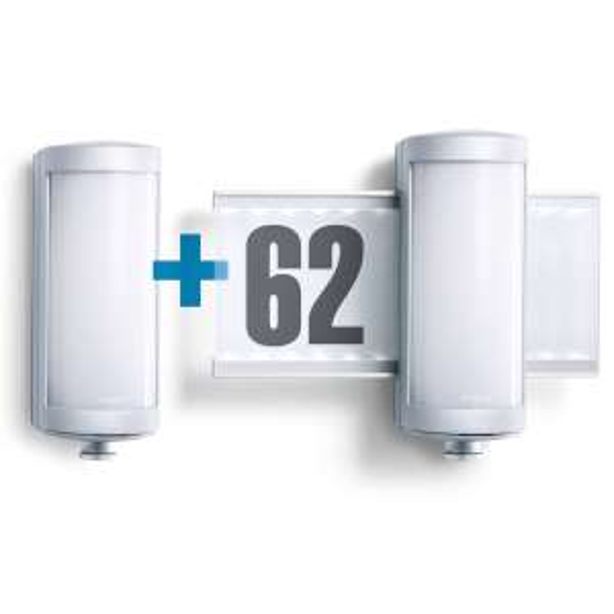 Für Hausbesitzer: Steinel LED Hausnummernleuchte + Sensorleuchte aktuell bei Edelstahl-Tuerklingel.de 27% unter UVP