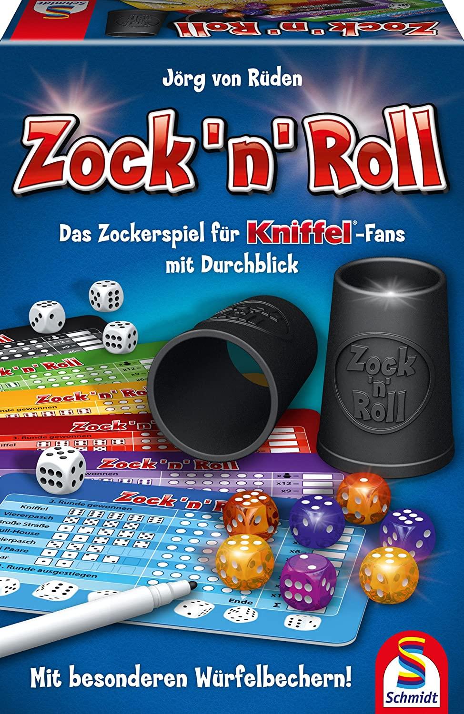 Schmidt Spiele Zock'n'Roll für 6,35€ (Amazon Prime)