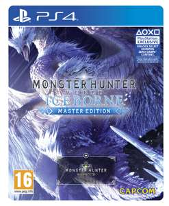Monster Hunter World Iceborne: Master Edition (PS4) für 27,50€ (Xbox One) für 29,50€