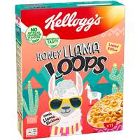 Couponplatz: Kellogg's Honey Llama Loops (1€ Sparen)