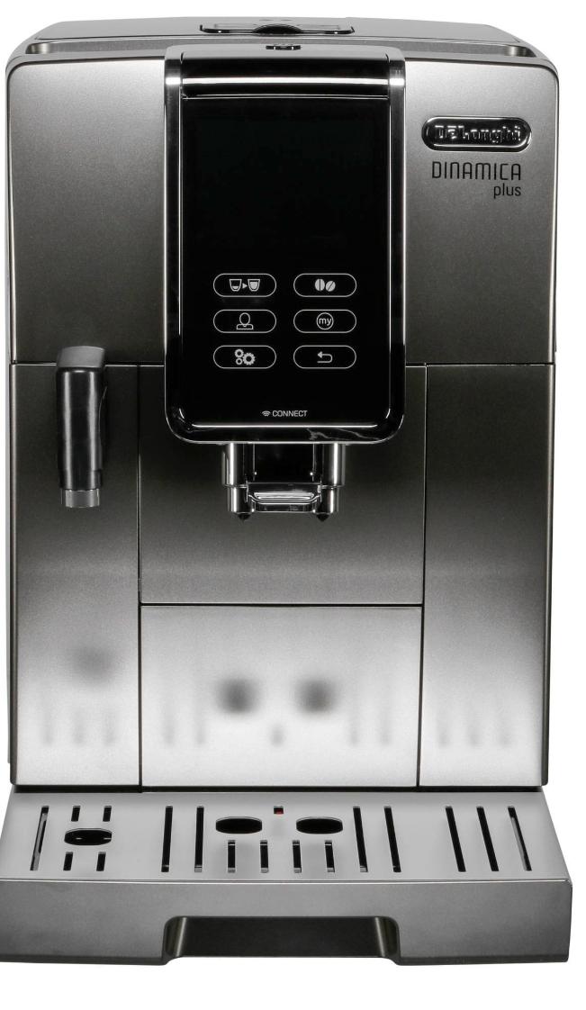 De'Longhi Dinamica Plus ECAM 370.95370.95.TKaffevollautomat
