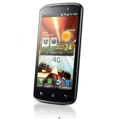 LG P936 Optimus True HD LTE black für 244,99