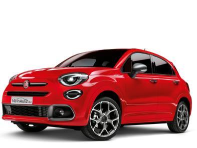 Privatleasing: Fiat 500X 1.0 / 120 PS für insgesamt 145€ im Monat / LF:0,36 - GKF:0,53