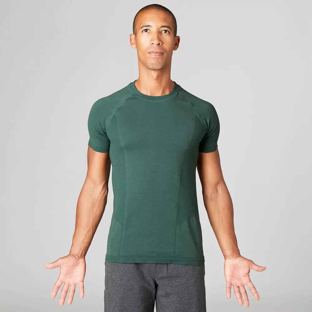 Decathlon Übersicht KW19, z.B. Yoga Shirt Herren