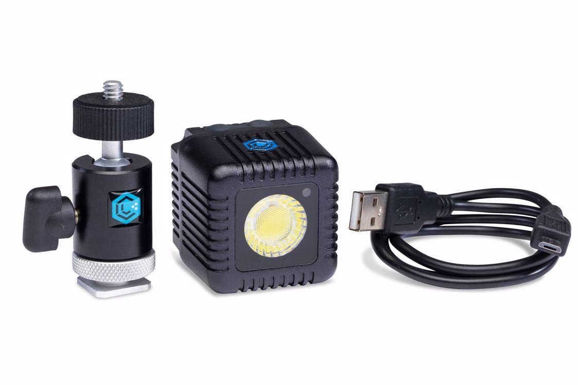 Lume Cube Portable Lighting Kit [Coolshop]