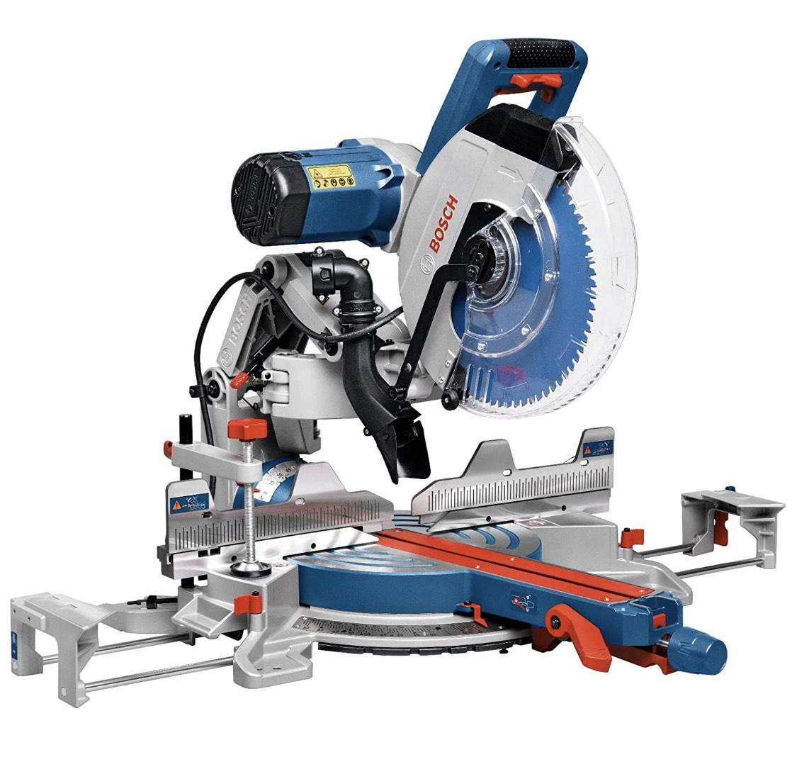Bosch Professional Kapp- und Gehrungssäge GCM 12 GDL für nur 680,79€ inkl. Versand