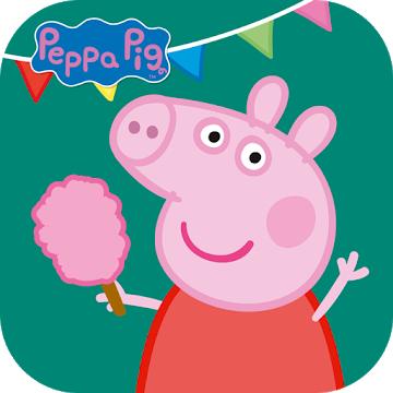 Peppa: Spaß im Freizeitpark kostenlos für Android & iOS