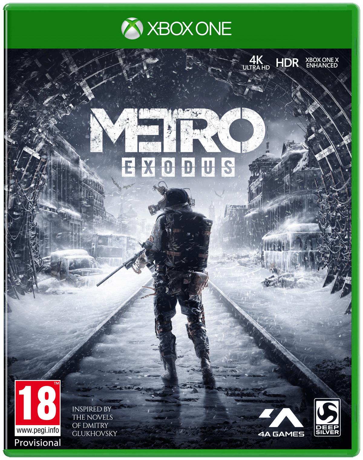 Metro: Exodus (Xbox One) für 16,99€ (Coolshop)