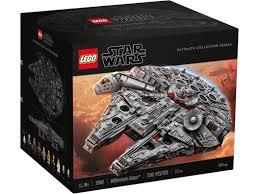 Lego Star Wars Millennium Falcon UCS (75192) für 645,10 Euro [El Corte Inglés]