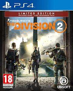 Tom Clancy's The Division 2 Limited Edition (PS4 & Xbox One) für je 14,24€ (Amazon UK)