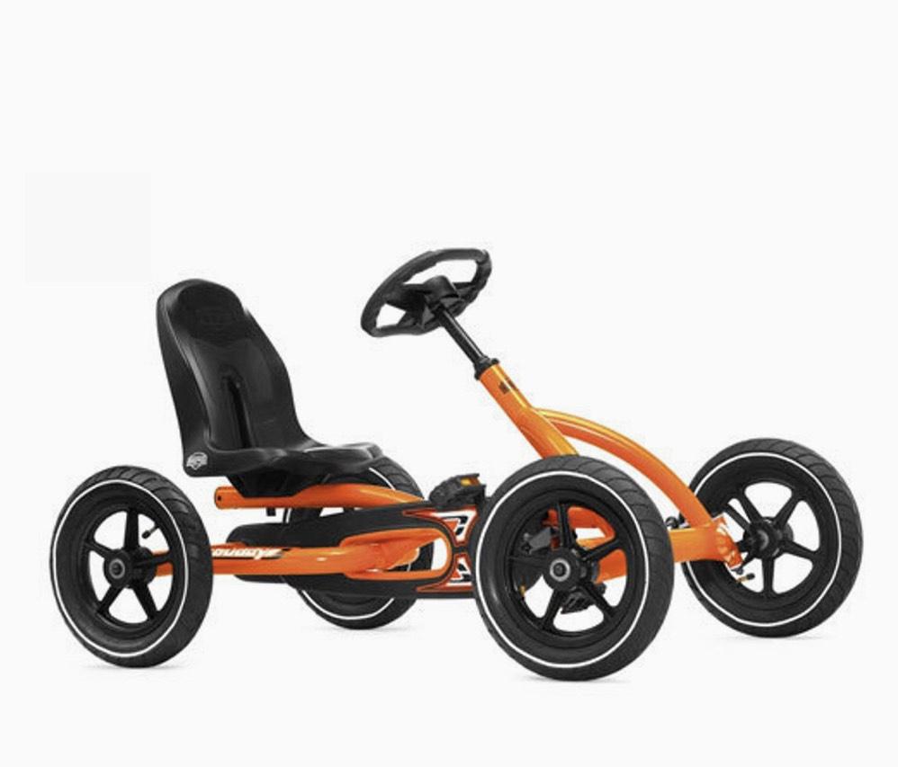 Berg Buddy Gokart Kettcar orange