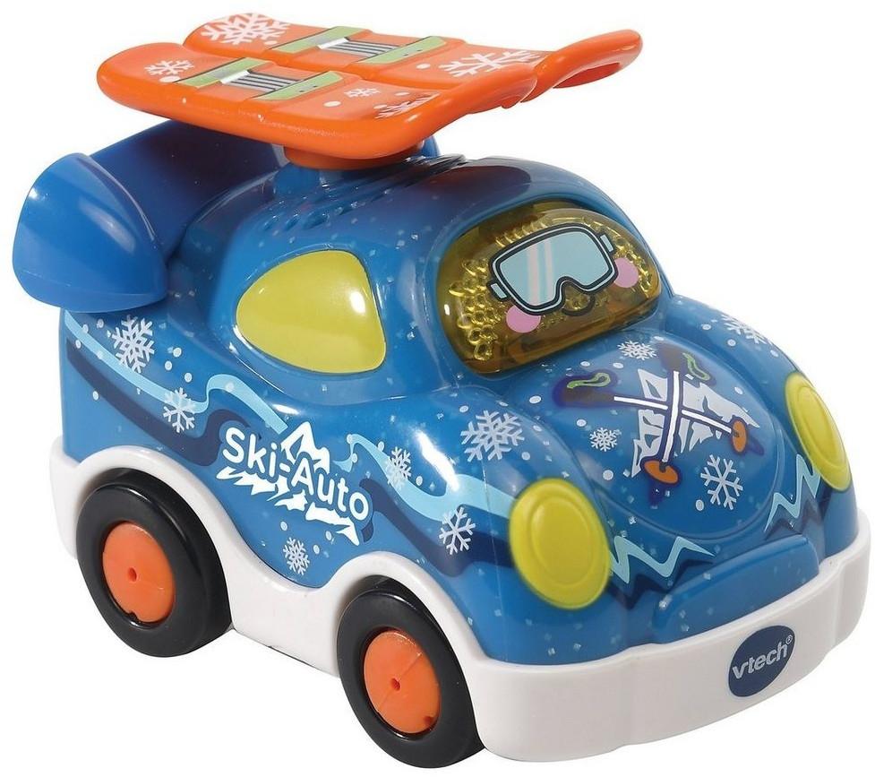 VTech - Tut Tut Baby Flitzer (Ski-Auto Special Edition, Abschleppfahrzeug & Propellerflugzeug) für je 5€ uvm. (Müller Abholung)