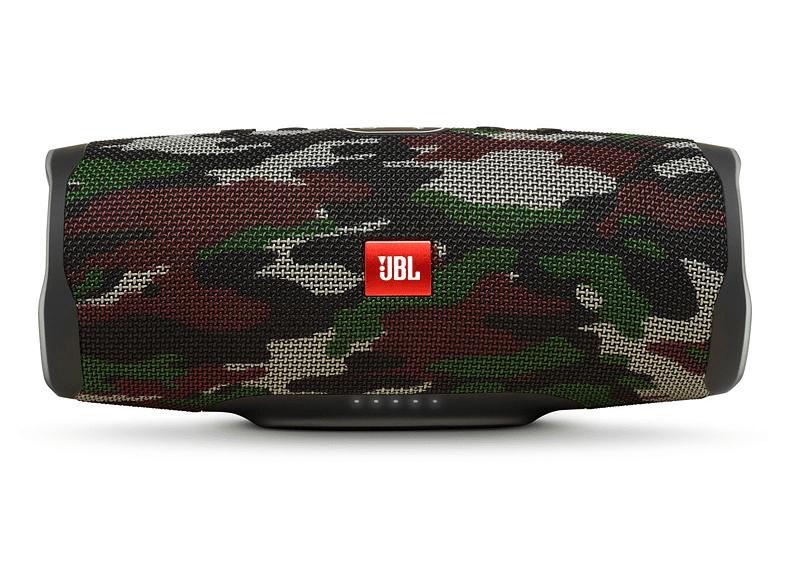 JBL Charge 4 Squad Edition Camouflage Bluetooth Lautsprecher (30W, 7.500mAh, USB-C)