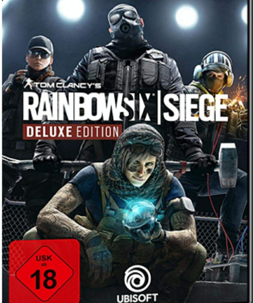 Tom Clancy's Rainbow Six Siege - Deluxe Edition (Uplay Code) mit Newsletter Gutschein