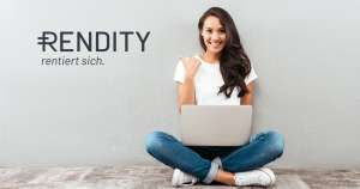 [KwK] Rendity Crowdinvestment je 100€ für Werber & Geworbene für Anmeldung/Invest (ingesamt 200€)