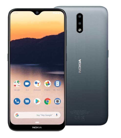 Nokia Smartphone 2.3 für 99,99 inkl. 10€Startguthaben bei Aldi Nord (auch online, keine Versandkosten!)