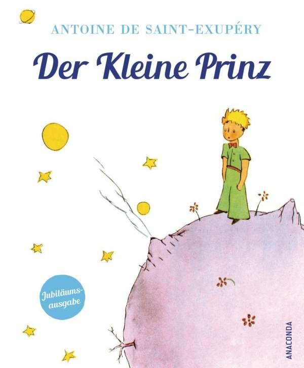 Der kleine Prinz Malbuch - kostenlos zum Download für Kinder von Montblanc
