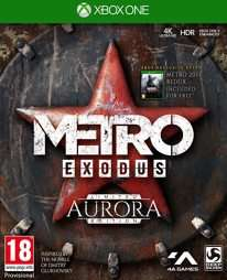 Metro Exodus - Limited Aurora Edition (Xbox One) für 24,85€ (Netgames)