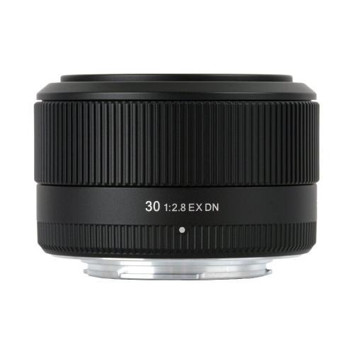 Sigma 30mm f2.8 Objektiv für Sony NEX für 139,30€ bei Amazon